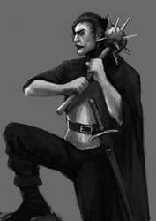 krivion/black guard by Yzah