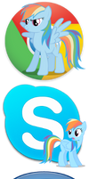 Pony icons1