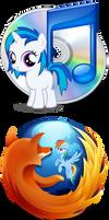 Pony icons2 by Dribmeg