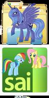 Pony icons5