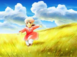 Through Golden Fields
