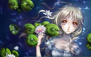Aquamarine by MissNysha