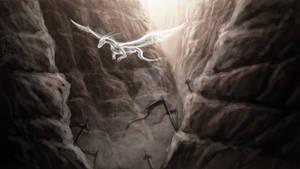 Concept Sketch: Dragon Passage