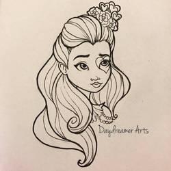 Spring Unsprung Lizzie Hearts by Daydreamer-Arts