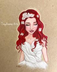 Traci by Daydreamer-Arts