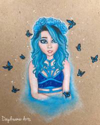 Butterfly Kota by Daydreamer-Arts