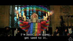 Dumbledore's coming-out