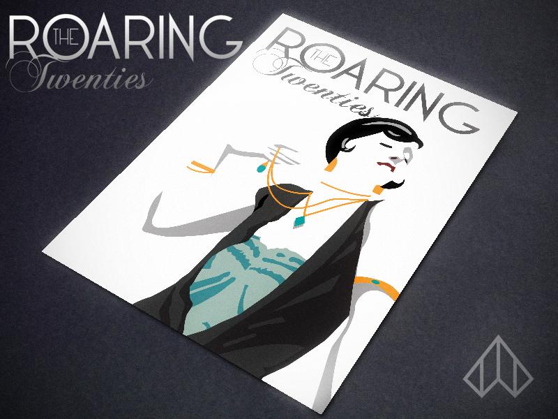 The Roaring Twenties by Nelde