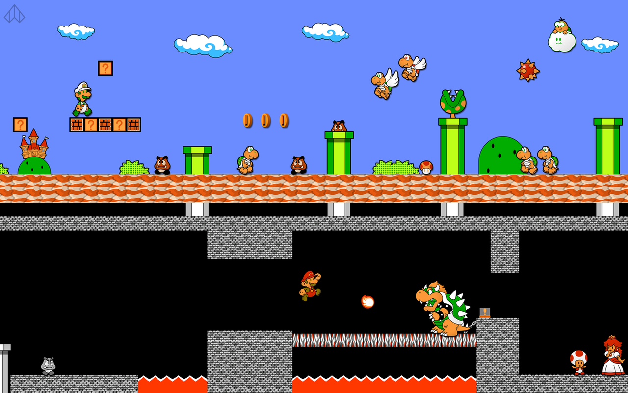 Mario Game For Free - anbloce
