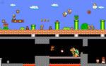 Retro Super Paper Mario Bros.