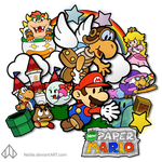 New Paper Mario Group