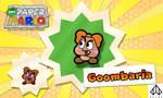 New Paper Mario: Goombaria