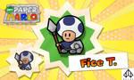 New Paper Mario: Fice T.