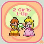 2 Girls 1-Up