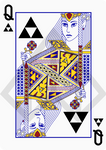 Zelda, Queen of Triforces
