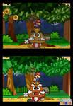 New Paper Mario Screenshot 032 - King Goomba