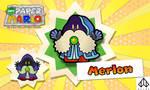 New Paper Mario: Merlon
