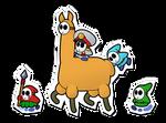 Da Shy Llama