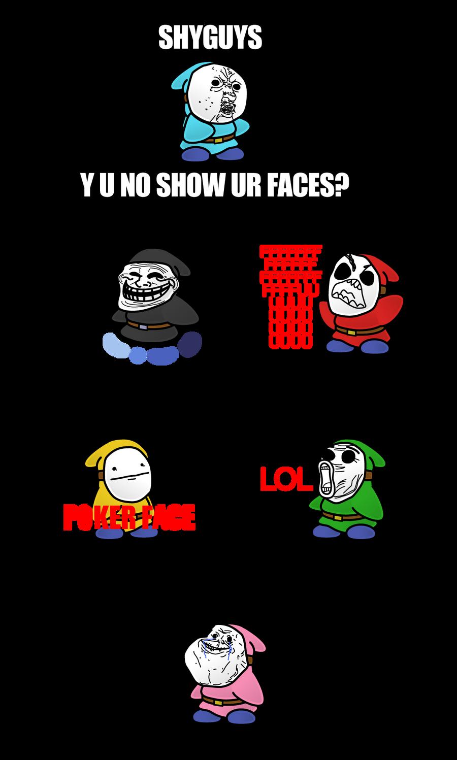 Meme Guys by Nelde