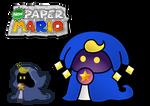 New Paper Mario: Merlow