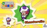 New Paper Mario: Chanterelle