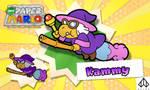New Paper Mario: Kammy Koopa