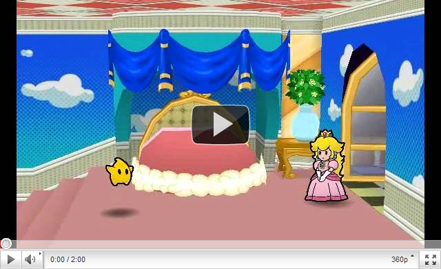 New Paper Mario: Teaser 1 by Nelde