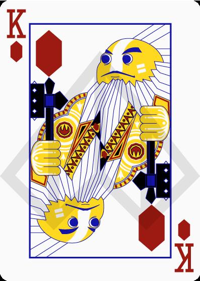 Darunia, King of Rupees by Nelde