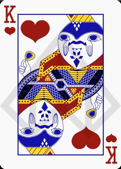 Do Bon, King of Heartpieces by Nelde