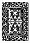 Zelda Poker Cards: the back side