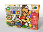 New Paper Mario Box