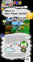 New Paper Mario: FAQ Number 2