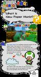 New Paper Mario: FAQ Number 2 by Nelde