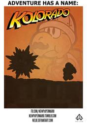 New Paper Mario: Kolorado by Nelde