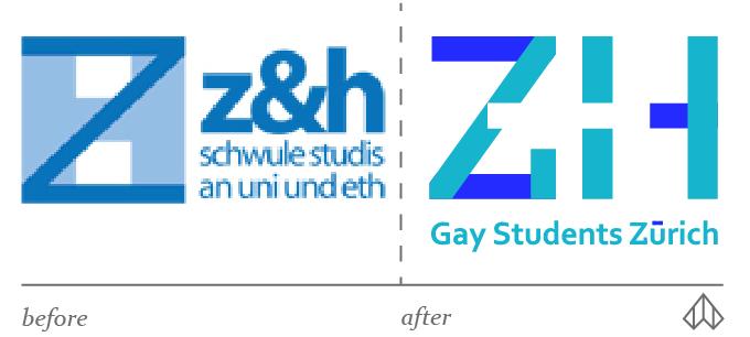 Z+H Logo by Nelde