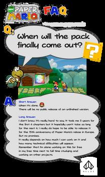 New Paper Mario: FAQ Number 4