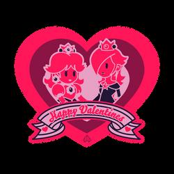 New Paper Mario: Happy Valentines #2 by Nelde