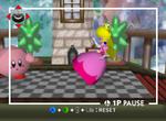 Super Smash Bros Peach