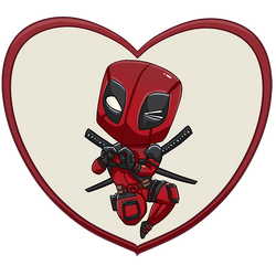 Deadpool Valentine