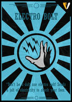 Bioshock | Plasmid | Electro Bolt