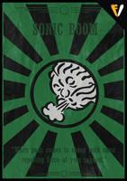 Bioshock | Plasmid | Sonic Boom