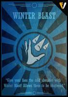 Bioshock | Plasmid | Winter Blast