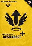 Overwatch Ultimate | Mercy | Resurrect
