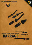 Overwatch Ultimate | Pharah | Barrage