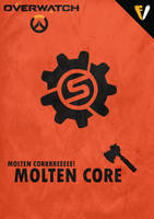 Overwatch Ultimates | Torbjorn | Molten Core by FALLENV3GAS