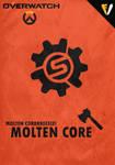 Overwatch Ultimate   Torbjorn   Molten Core
