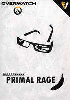 Overwatch Ultimates | Winston | Primal Rage by FALLENV3GAS