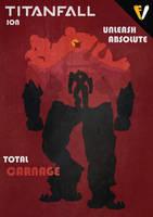 Titanfall 2 | Titan Class | Ion by FALLENV3GAS