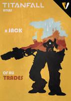 Titanfall | Titan Class | Atlas by FALLENV3GAS