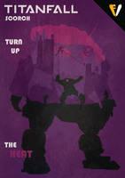 Titanfall 2 | Titan Class | Scorch by FALLENV3GAS